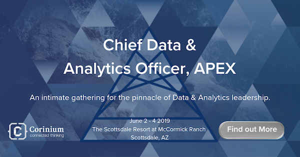 Chief Data and Analytics Officer, APEX 2019 banner 600x314