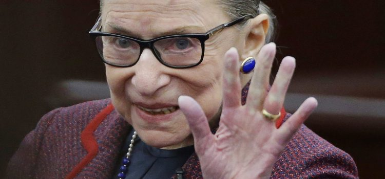 Ginsburg has returned to work: Supreme Court