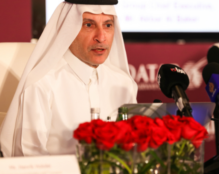 """Qatar Airways CEO shows support for the """"Doha Declaration"""" – A document that can have decades-long impact to the aviation industry"""