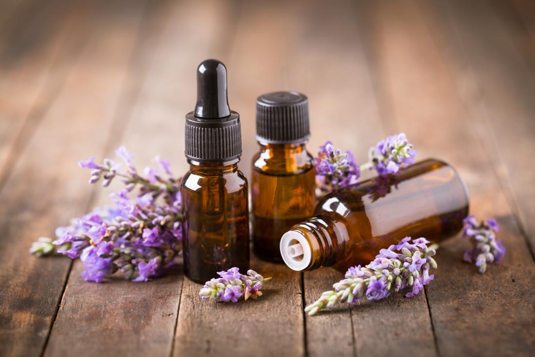 essential oils for sinus congestion lavender