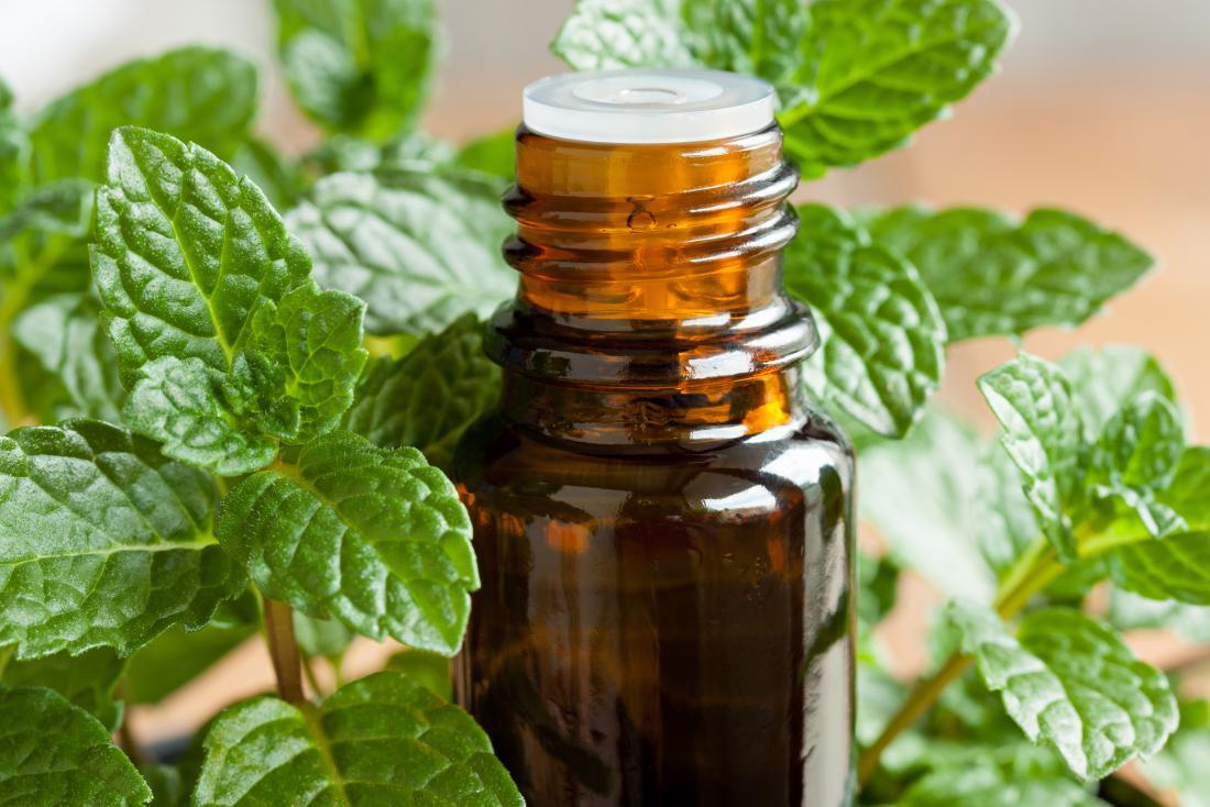 essential oils for sinus congestion