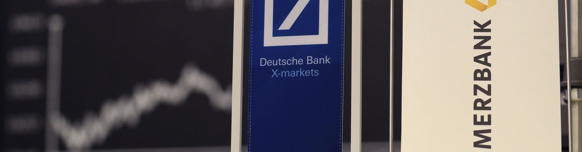 Deutsche Bank and Commerzbank's CEOs are reportedly resuming talks over a potential merger