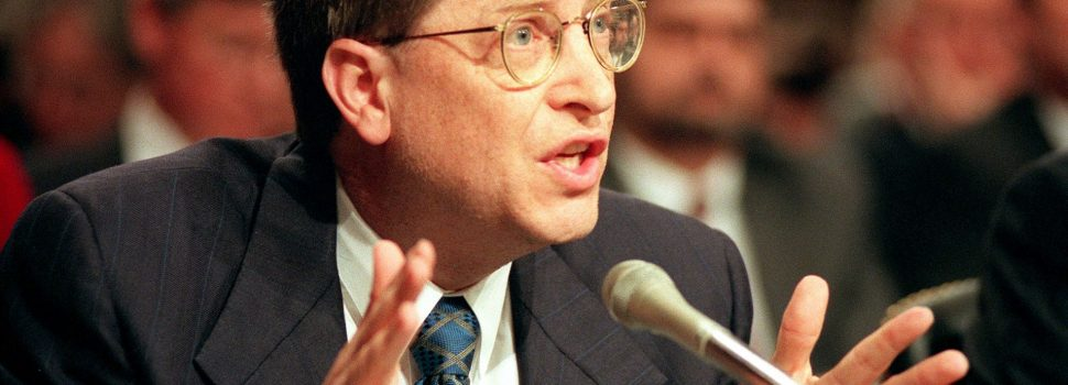For a sense of what Elizabeth Warren's antitrust crusade would do to tech, look back at Microsoft