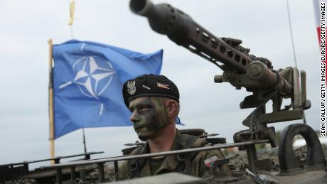 NATO report says only 7 members are meeting defense spending targets