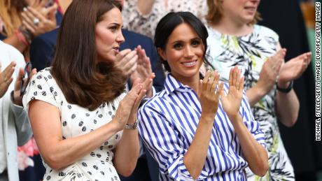 Royal family issues social media guidelines after Meghan-Kate abuse