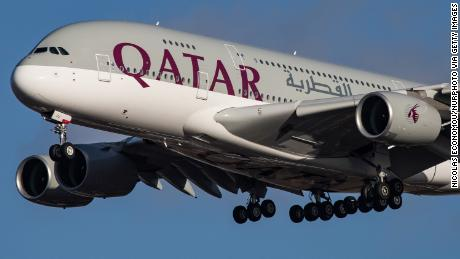 Qatar wants a slice of China's huge aviation market