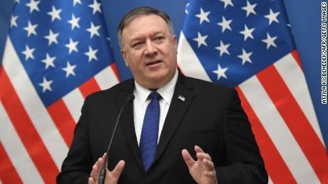 Pompeo slams Cuba and Russia over Venezuela crisis