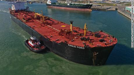 US oil production has more than doubled over the past decade, paving the way for crude to be shipped overseas. Congress lifted a 40-year ban on oil exports in 2015.