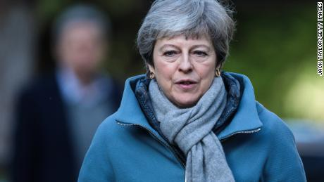 May clings to power as UK Parliament seizes control of Brexit