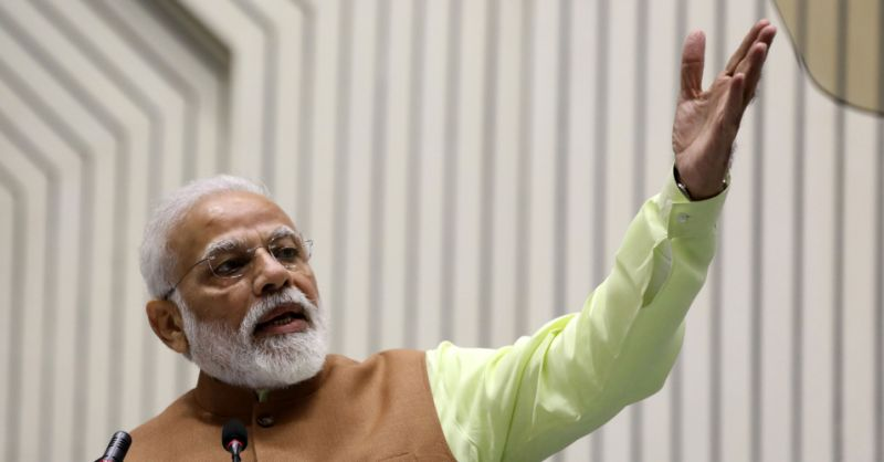 India to Unveil Election Result May 23 as Modi Seeks Second Term