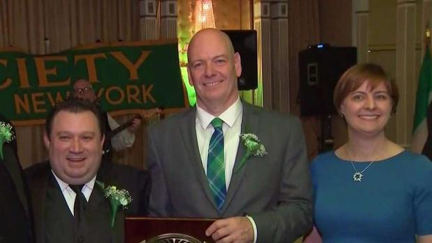 [NY] An Emerald Honor for the NYPD's Monahan