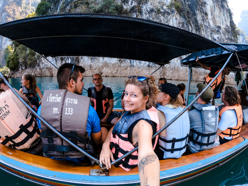Cheow Lan Lake Tour