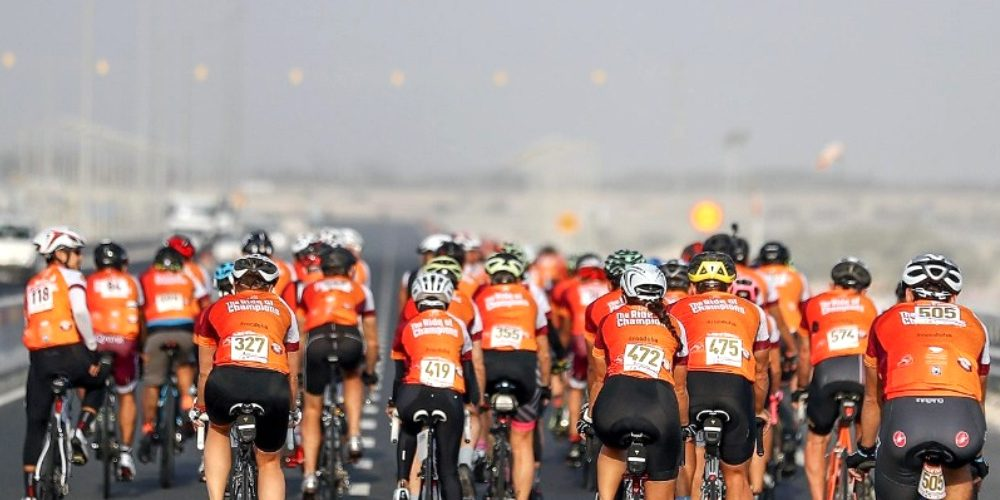 Alfardan Group is official partner of Ooredoo Ride of Champions
