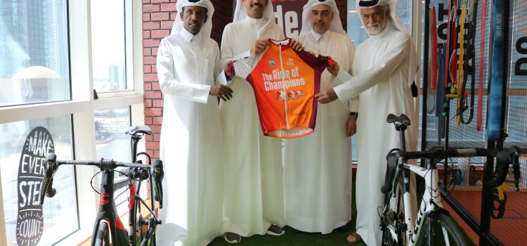 Dolphin Energy Signs Partnership Agreement with Ooredoo Ride of Champions