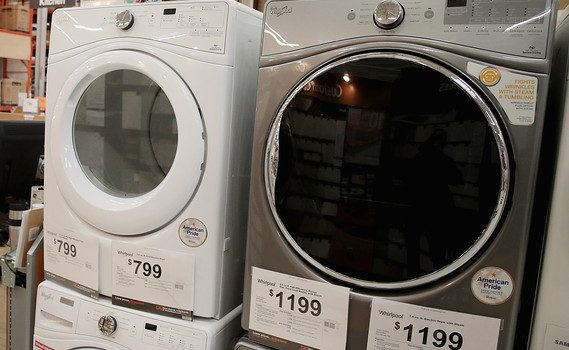 U.S. durable-goods orders rise for third straight month