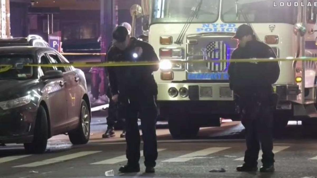 Police Open Fire in Queens Bouncer Shooting: NYPD