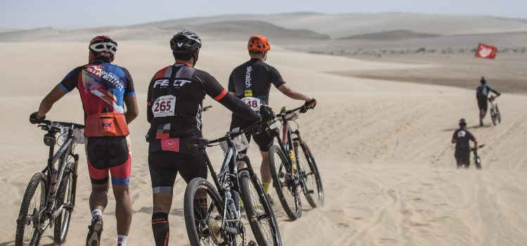 Al Adaid Desert Challenge 2019