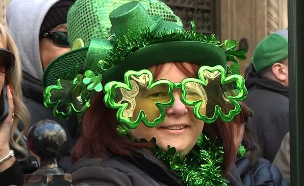 [NY] The New York City Saint Patrick's Day Parade