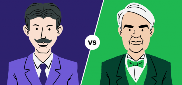 Software engineering personalities: the Teslas and the Edisons