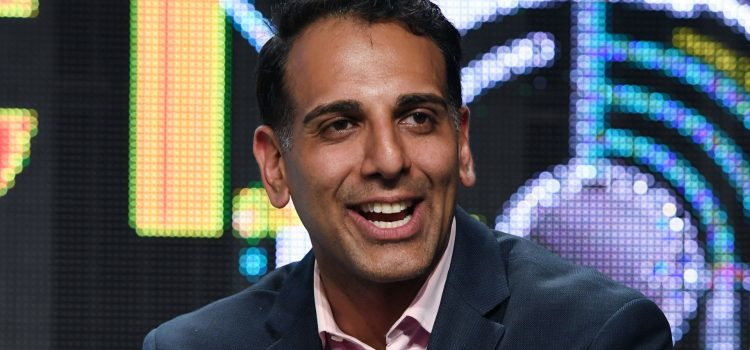 Adnan Virk to host DAZN's new MLB show 'ChangeUp'