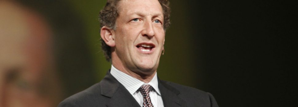 Giants' Larry Baer suspended after video surfaces of him knocking wife out of chair