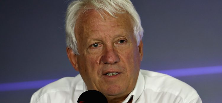 F1 race director Charlie Whiting dies at 66