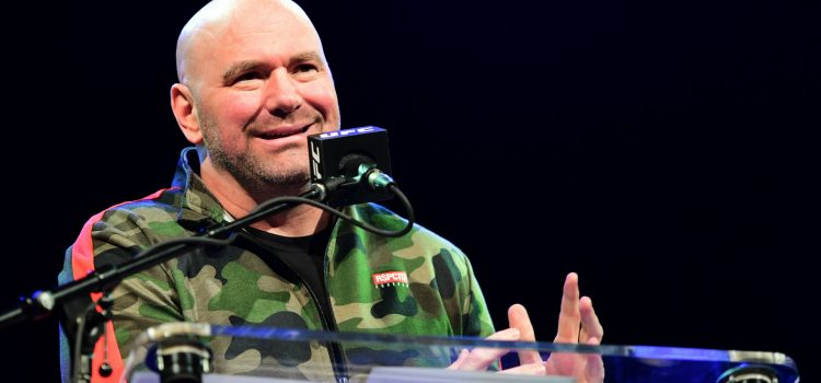 UFC president Dana White promises 'incredible things' after signing seven-year extension