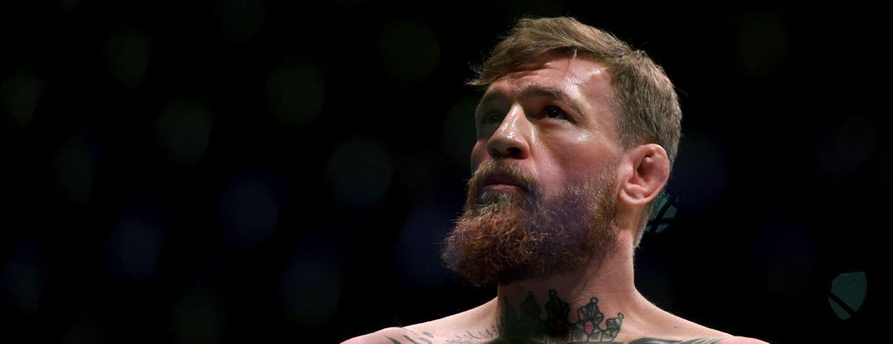 UFC star McGregor arrested in Miami Beach