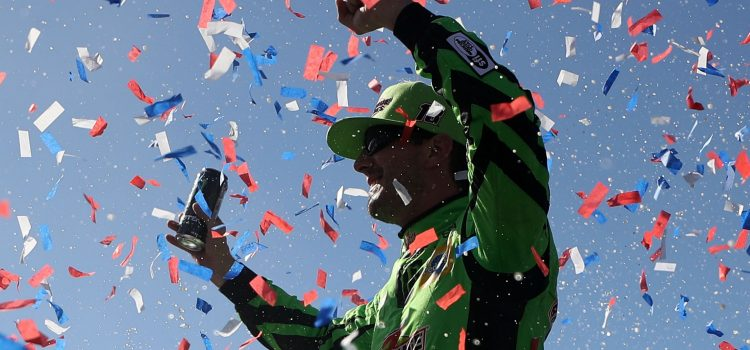 Kyle Busch on reaching 200 career victories: 'All I do is win, win, win!'