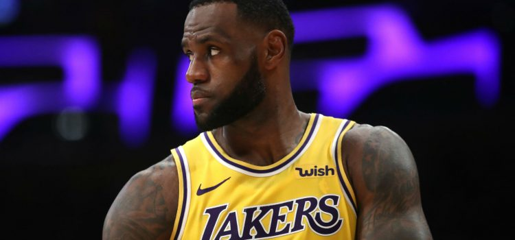 LeBron James won't 'cheat the game' even with Lakers out of playoffs