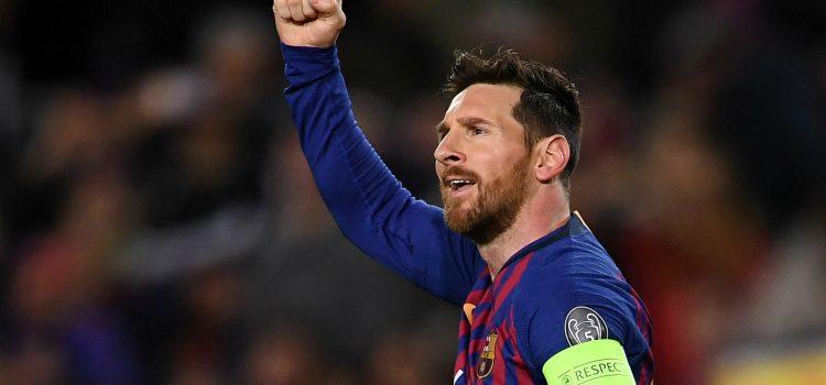 Manchester United vs. Barcelona tops Champions League quarterfinals