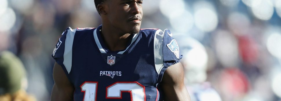 NFL free agency rumors: Patriots re-sign Phillip Dorsett to 1-year deal