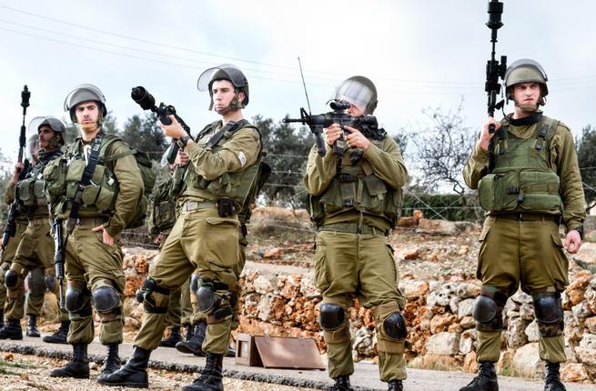 Israeli army (Shutterstock)