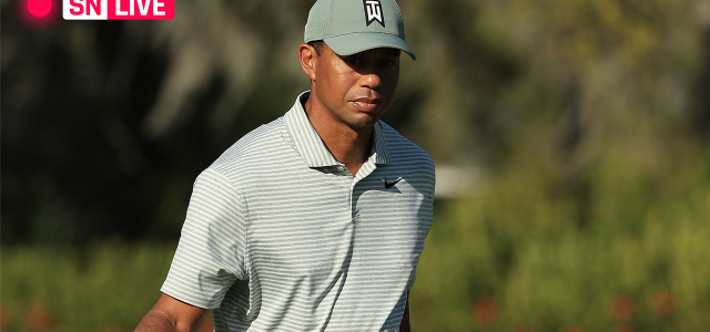 Tiger Woods' score: Live updates, highlights from Round 2 at Players Championship