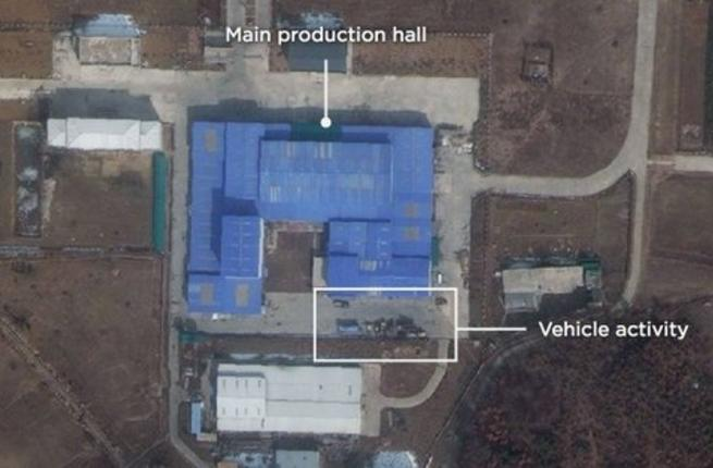 North will permanently dismantle the Dongchang-ri missile engine test site and launch platform under the observation of experts (Twitter)