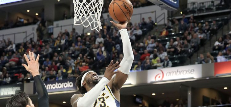 NBA wrap: Wesley Matthews' last-second put-back keeps Pacers in front of 76ers