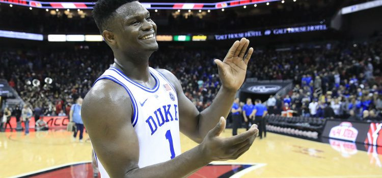 Zion Williamson: 'It'd be an honor to play for the Knicks'