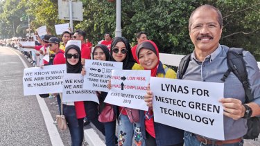 Malaysian concerns over Lynas raised with Kevin Rudd in 2011