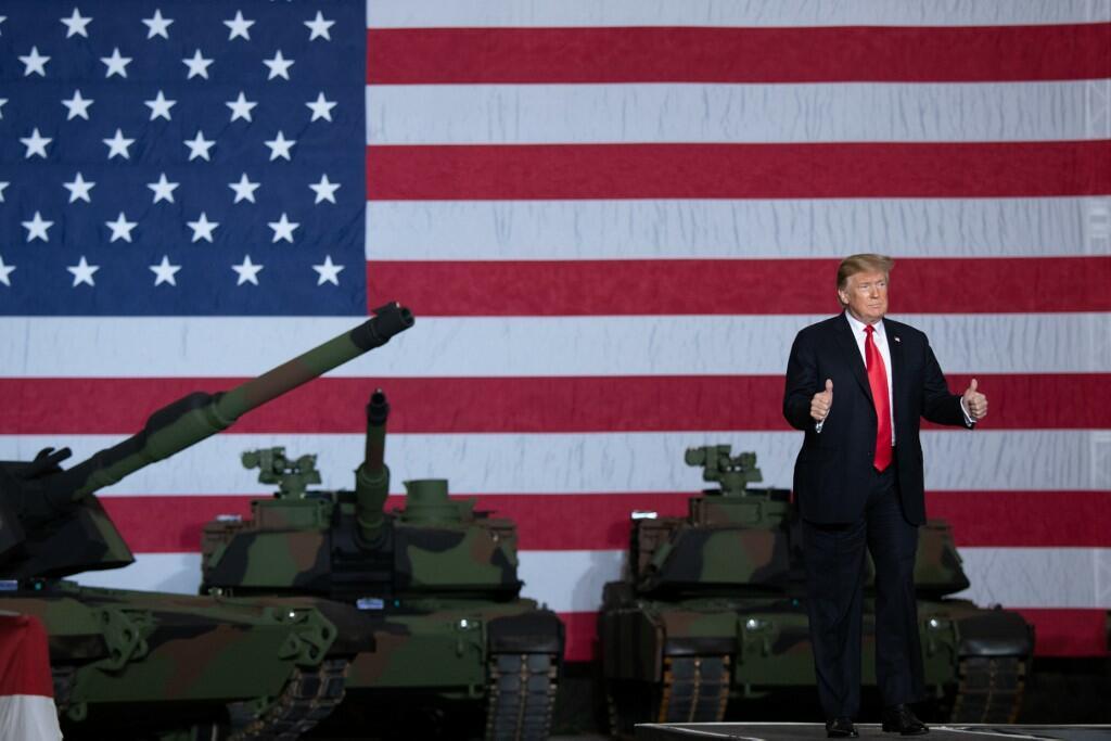 Trump Raises Extra $30 Million for Re-election Campaign
