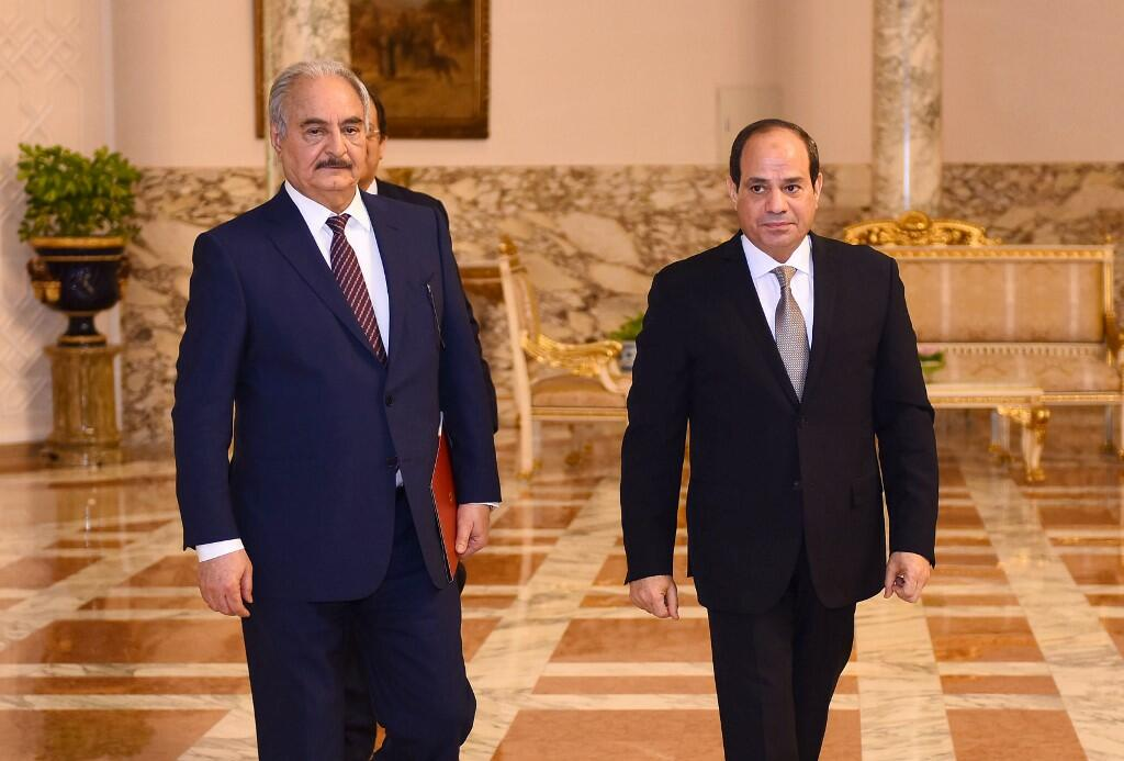 Egypt Announces Support for Stability in Libya