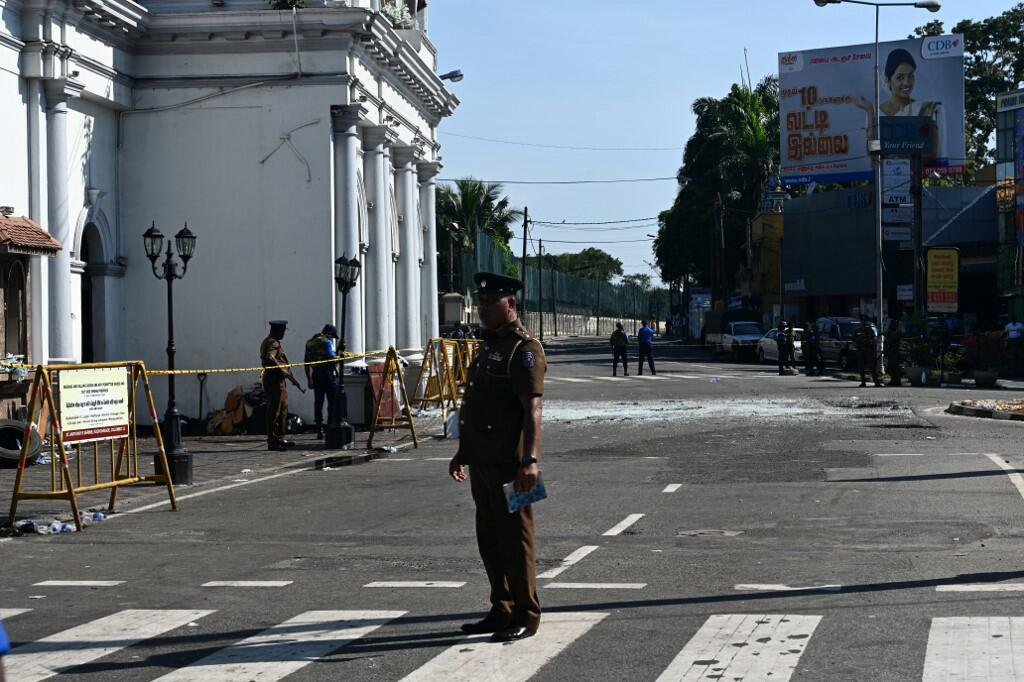 Dozens Arrested in Connection of The Sri Lanka Attacks