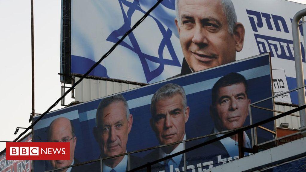 Israel election: PM Netanyahu seeks record fifth term