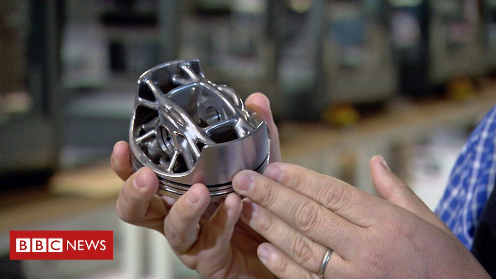 How 3D printing aids mass production