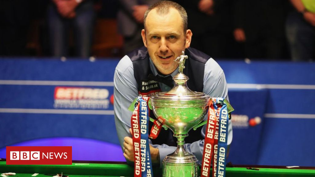World Snooker Championship: Mark Williams left off official video game cover