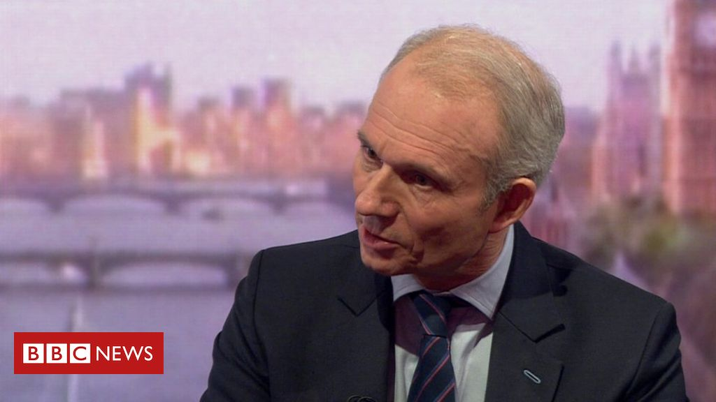 Brexit: Cross-party talks at delicate stage, says Lidington