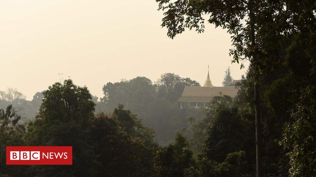 Tourist dies in Thailand zipline fall