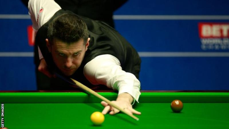 World Championship 2019: Mark Selby loses to Gary Wilson