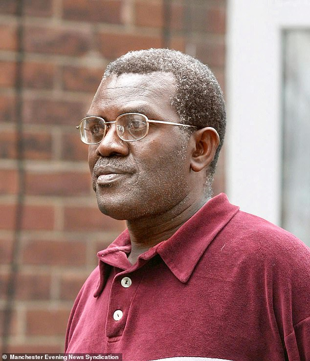 Emmanuel Nidikymana who lives in Wythenshawe, Manchester in suspected of atrocities in the genocide