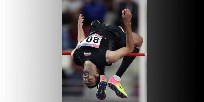 Syria's High jumper Ghazal wins gold medal at Asian Athletics Championships
