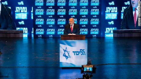 Bibi forever? Supporters in Netanyahu's heartland think so